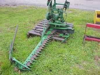 Used Farm Tractors for Sale: John Deere 50 Sickle Bar (2003-11-28 ...
