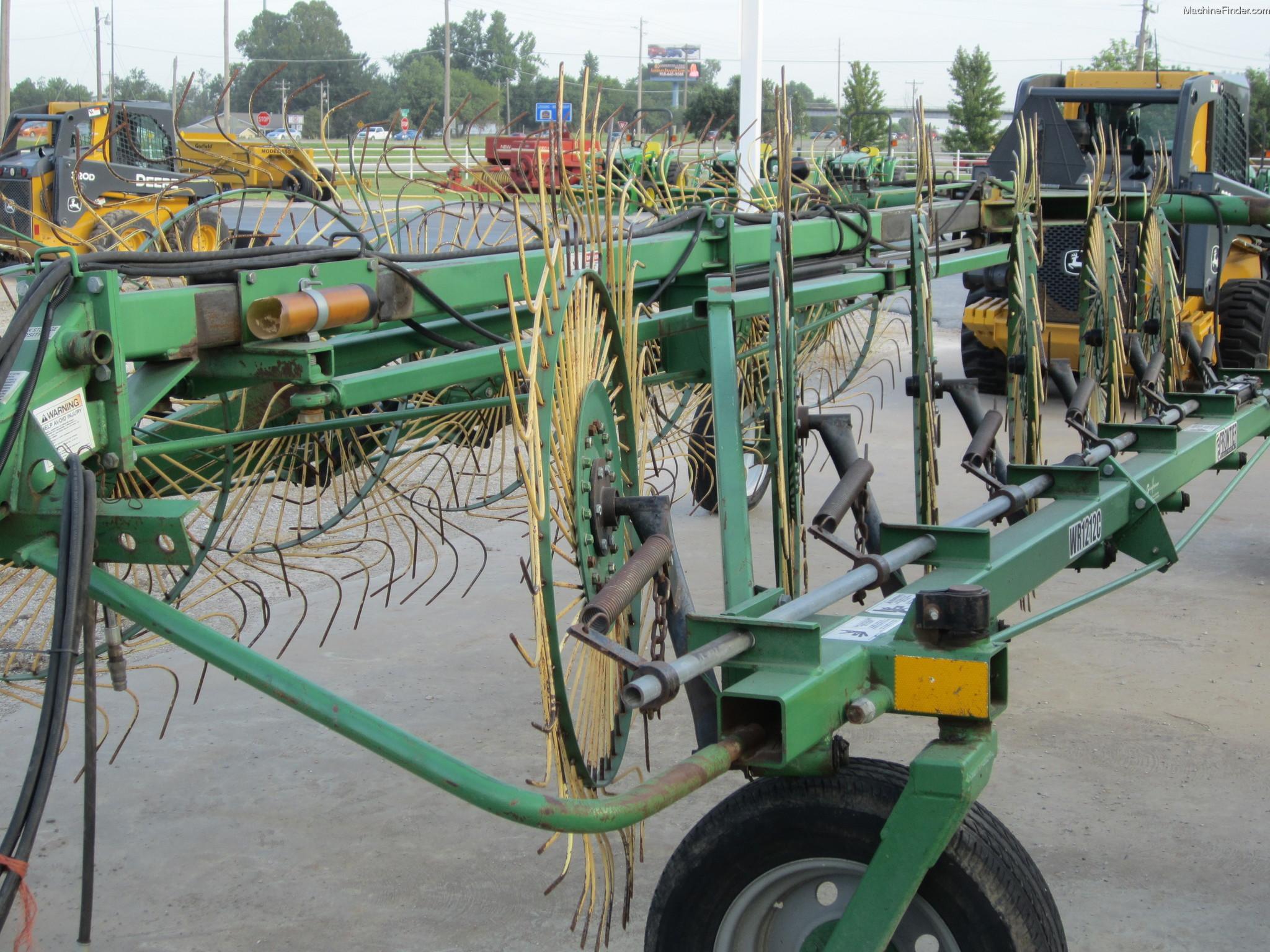 Frontier WR1212 Hay Equipment - Handling and Transport ...