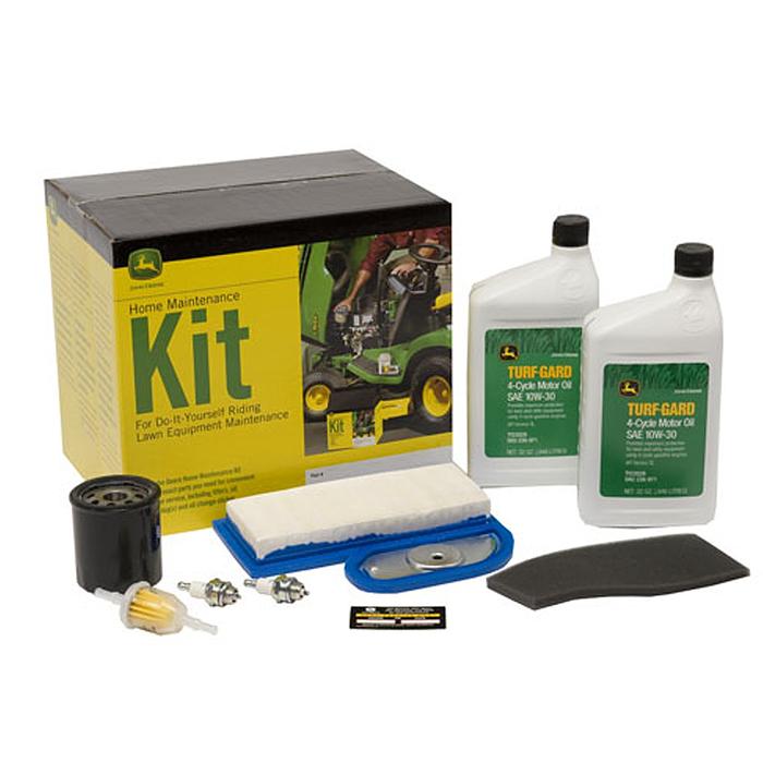 John Deere Home Maintenance Kit For LT, LX, GT, GX, and 300 Series ...