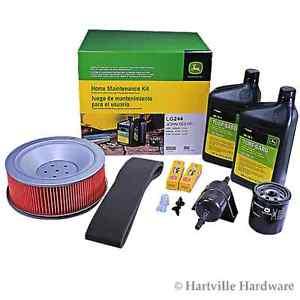 John-Deere-LG244-Home-Maintenance-Kit-X485-X485SE-X585-X585SE-X720 ...
