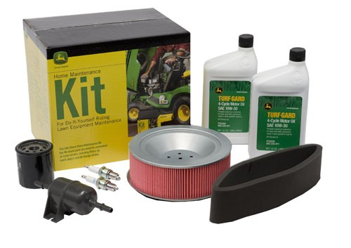 John Deere Home Maintenance Kit (LG244) for X485, X485 SE, X585, X585 ...