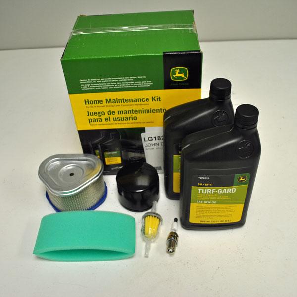 ... STX38 Yellow Deck > John Deere Home Maintenance Kit (Kohler) - LG182