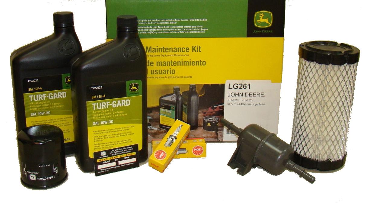 john deere 620i 625i gator home maintenance kit lg261 this john deere ...