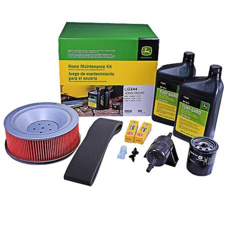 John Deere Lg244 Home Maintenance Kit X485 X485se X585 X585se X720 ...