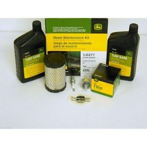 John-Deere-Home-Maintenance-Service-Kit-LG271-D100-D110-Do-It-Yourself ...