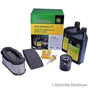 John-Deere-LG249-Home-Maintenance-Kit-GT245-GX255-GX335-X320-X324-X340 ...