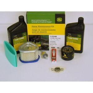 John-Deere-Home-Maintenance-Service-Kit-LG240-L110-GT225-LT160-LX266 ...