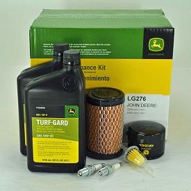 John Deere Home Maintenance Kit For Z235, Z255, and X135R LG276