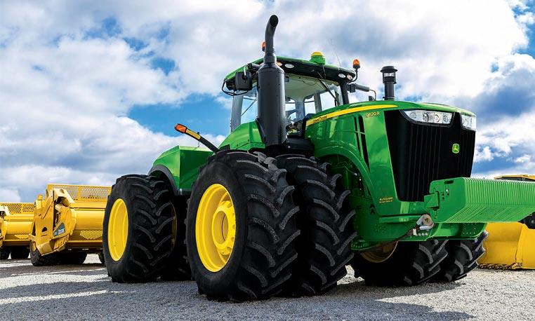 ... Wheel-Drive Tractors | 9R/9RT Scraper-Special Tractors | John Deere CA