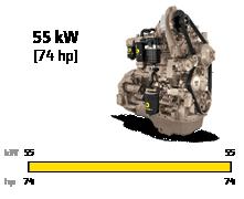 PowerTech Industrial EWX Engine | 4045TFC03 | John Deere US