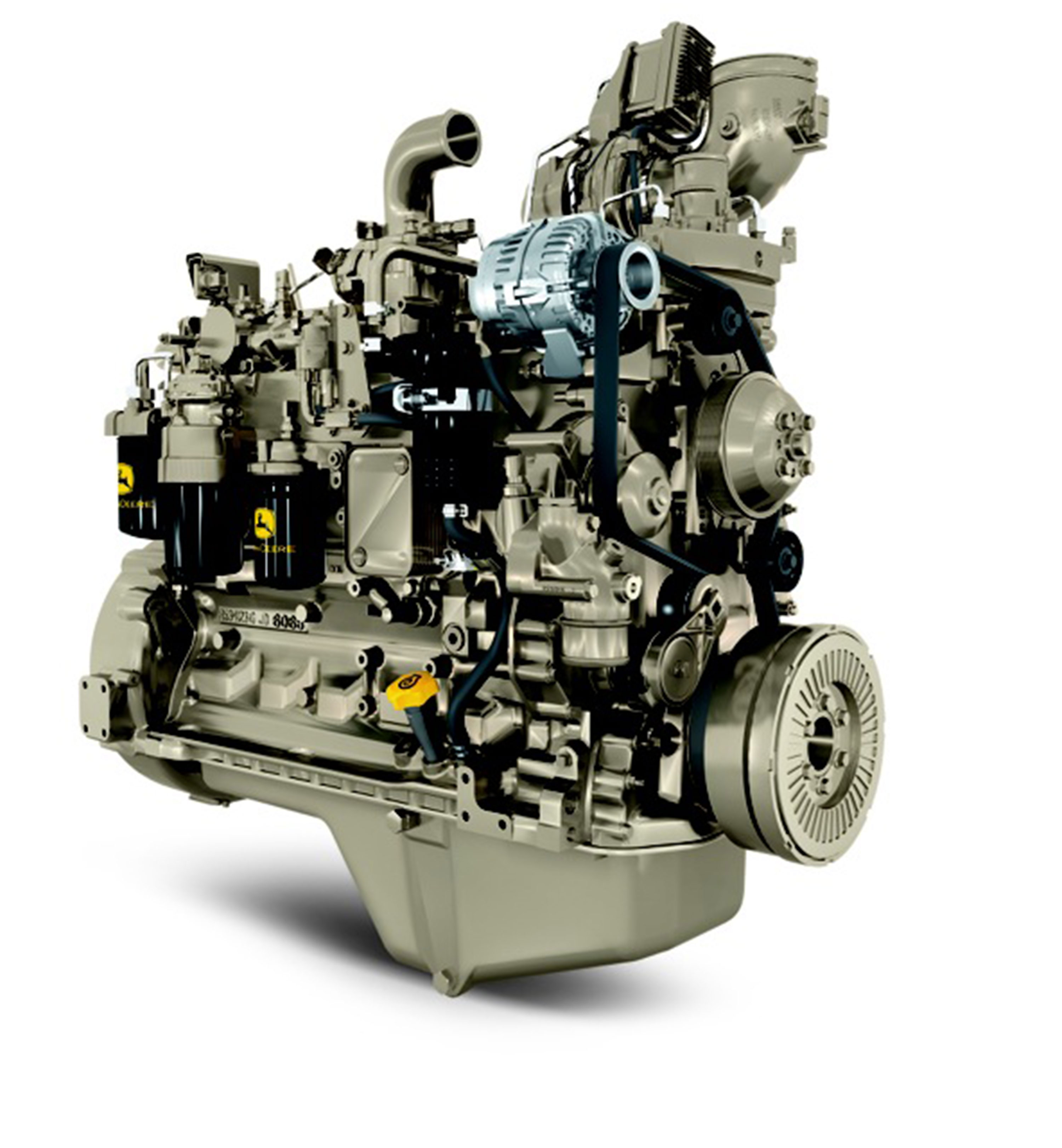 The PowerTech PVS 6.8L industrial diesel engine ranges from 104 to 187 ...