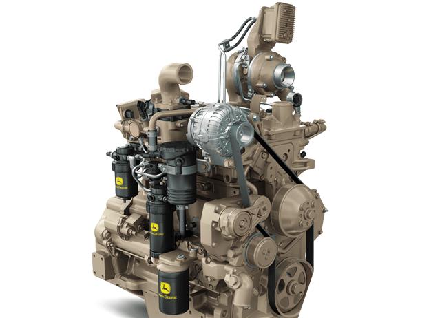 PowerTech Industrial PVX Engine | 4045HFC93 | John Deere CA