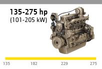 6068HF475 6.8L Industrial Diesel Engine