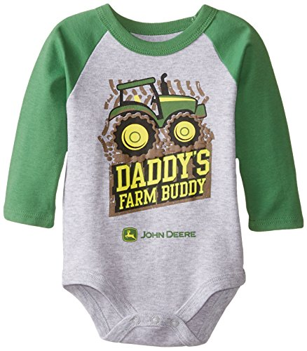 John Deere Baby-Boys Newborn D Sale: R50 Off Your First Purchase!