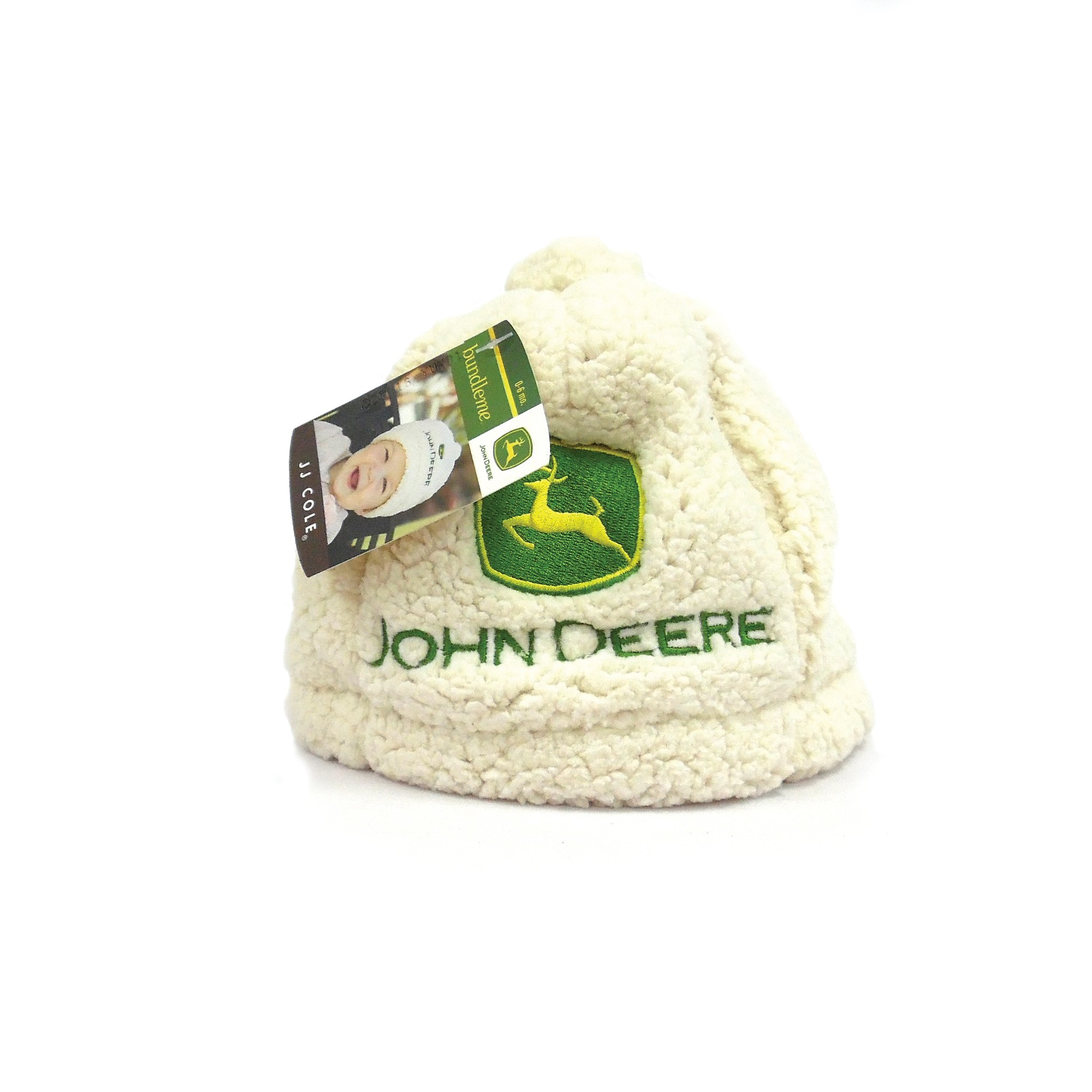 Keep the littlest John Deere fans warm with this Bundle Me Infant Hat ...