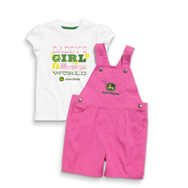 ... - Deere Shirts Tops John Deere Toddler Daddy S Little Buddy T Shirt