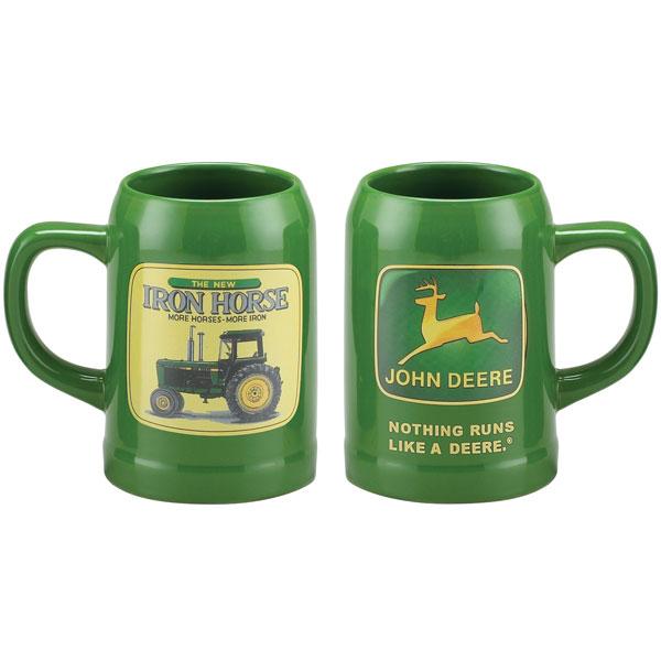John Deere Iron Horse Stoneware Mug - 6910