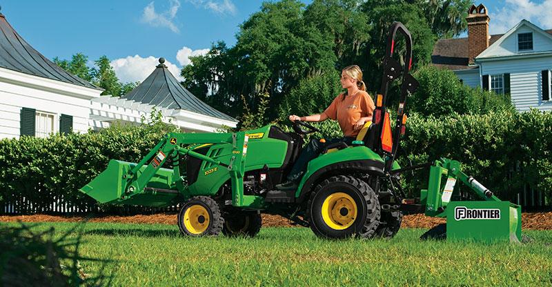 Greenway Equipment | John Deere Small Ag Farm Tech | AR, MO