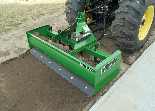 John Deere BB20 Series Box Blades Landscape Equipment JohnDeere.com
