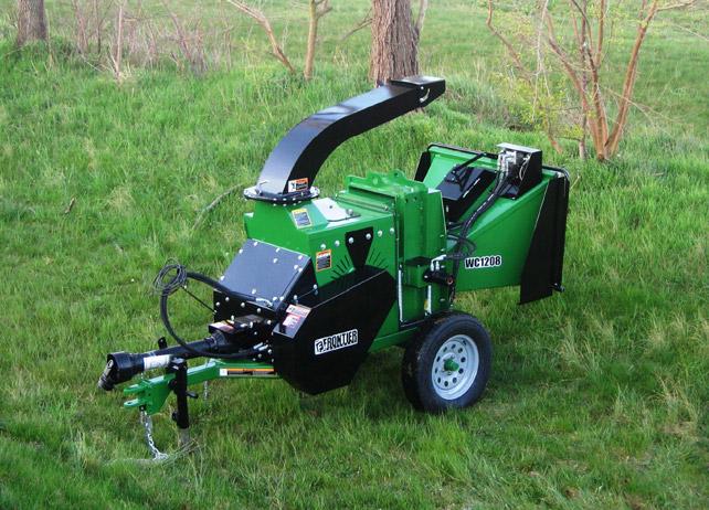 WC12 Wood Chippers   Landscape Equipment   John Deere US