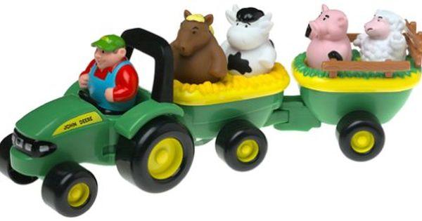 John Deere - Animal Sounds Hay Ride | Kids | Pinterest | Hay Rides ...