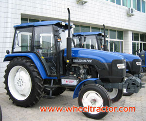 Foton Tractor - TA750, Foton Lovol TA750 Tractor