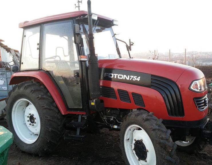 Tractor Foton 754 TA