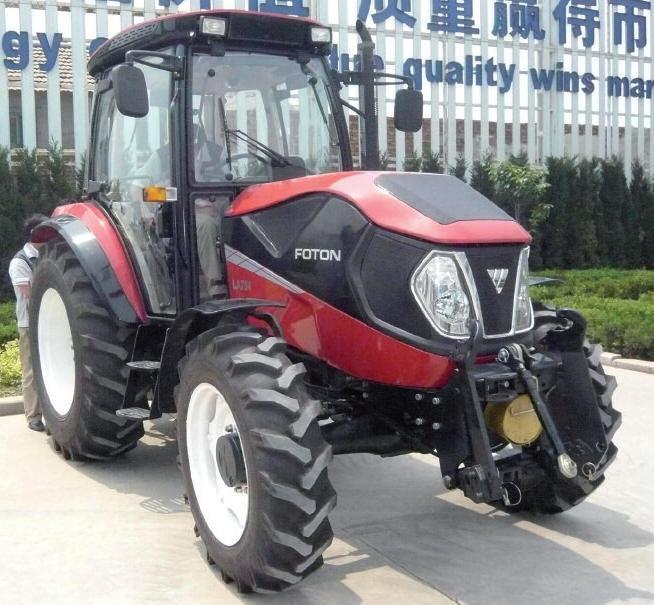 Foton LA 754 | Tractor & Construction Plant Wiki | Fandom powered by ...