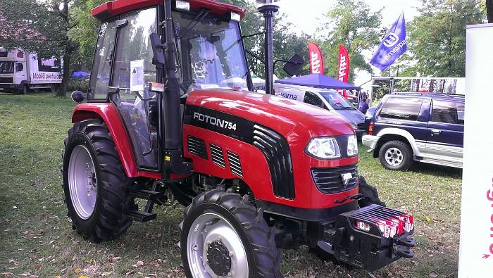 Tractor foton 754 IASI