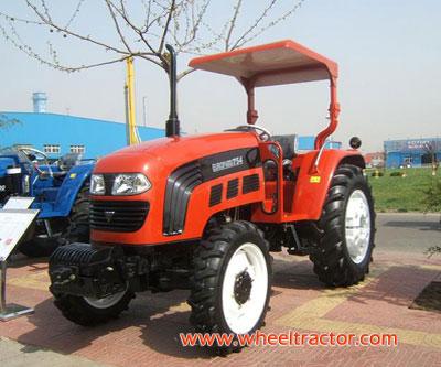 Foton Tractor - TA754, Foton Lovol TA754 Tractor
