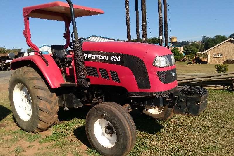 Foton Foton 820 4 x 2 Tractor with Log book Tractors farm equipment ...