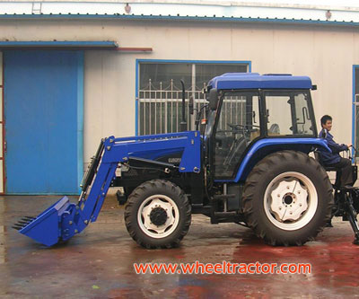 Foton Tractor - TA820, Foton Lovol TA820 Tractor