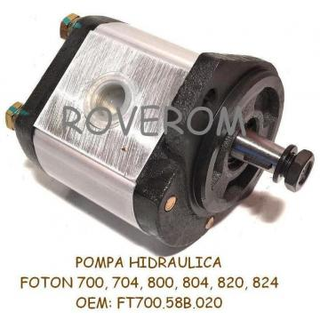 Pompa hidraulica Foton 700, 704, 800, 804, 820, 824 (80 cp) - Bacau ...