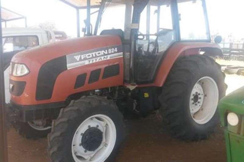 Foton FOTON 824 TITAN TRACTOR Tractors Farm Equipment for sale in ...