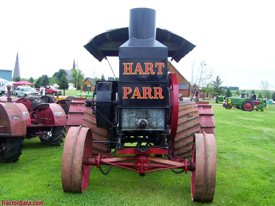 TractorData.com Hart-Parr Old Reliable 30-60 tractor photos ...