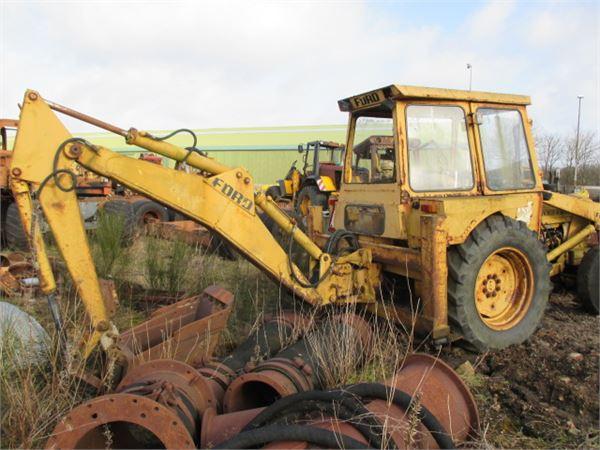 Ford 4550 4x2 rendegraver til ophug, Other