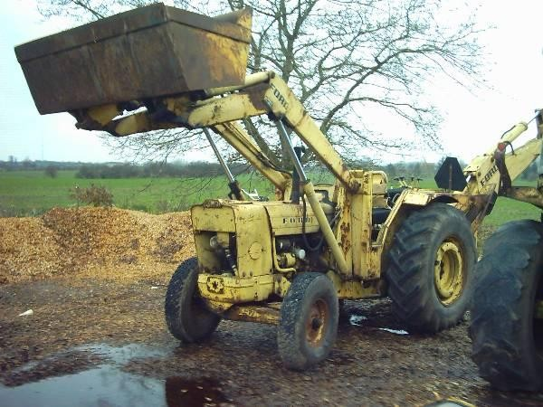 Used Ford 4500,4550,550 backhoe loaders Year: 1976 for sale - Mascus ...
