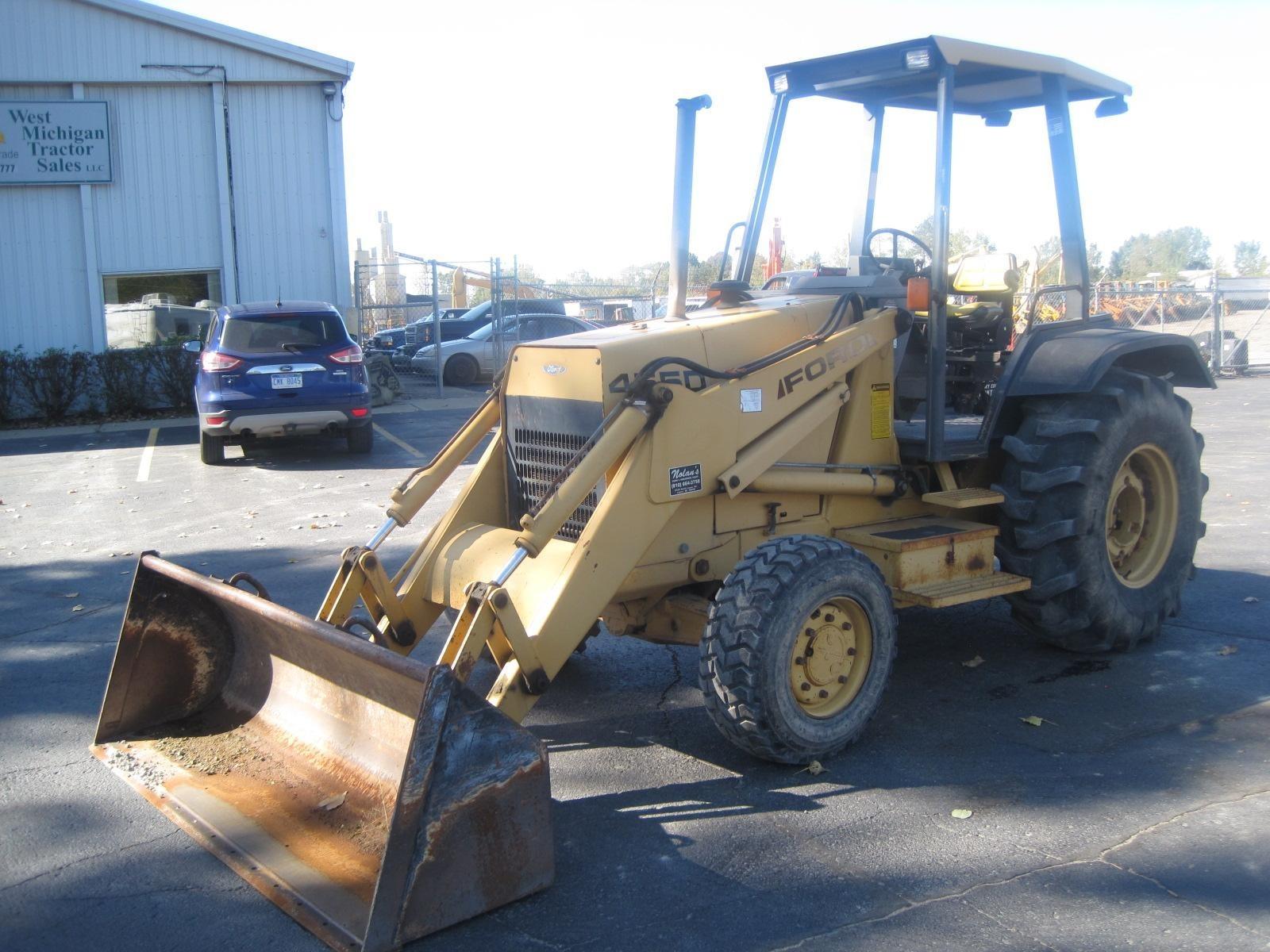 1994 Ford 455d, Holland MI - 119060468 - EquipmentTrader.com