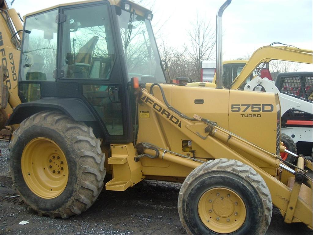 Used Ford 575D TLB