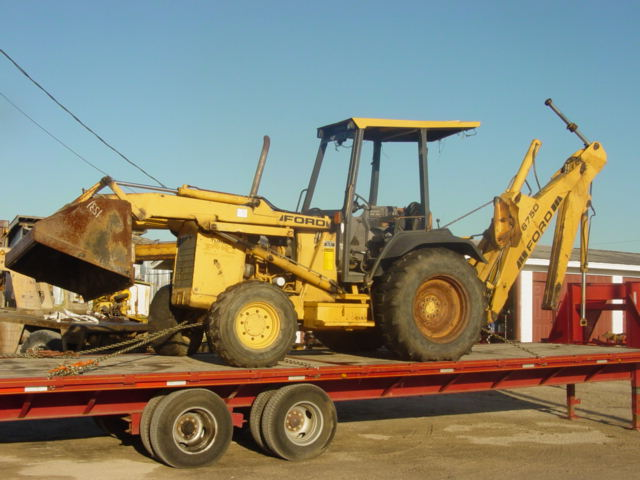 Ford 675D - Ford 675D Parts