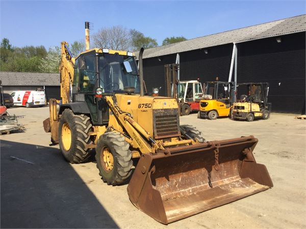 Ford 675D for sale - Price: $14,911, Year: 1995   Used Ford 675D ...