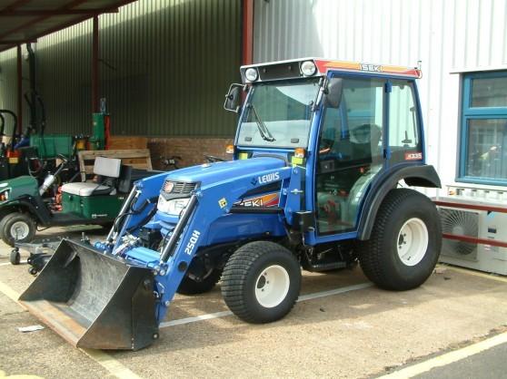 Iseki TH4335 Mechanical Compact Tractor