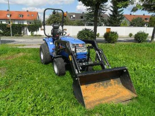 2009 Iseki ISEKI TH4335 Tractors - Compact (1-40hp ...