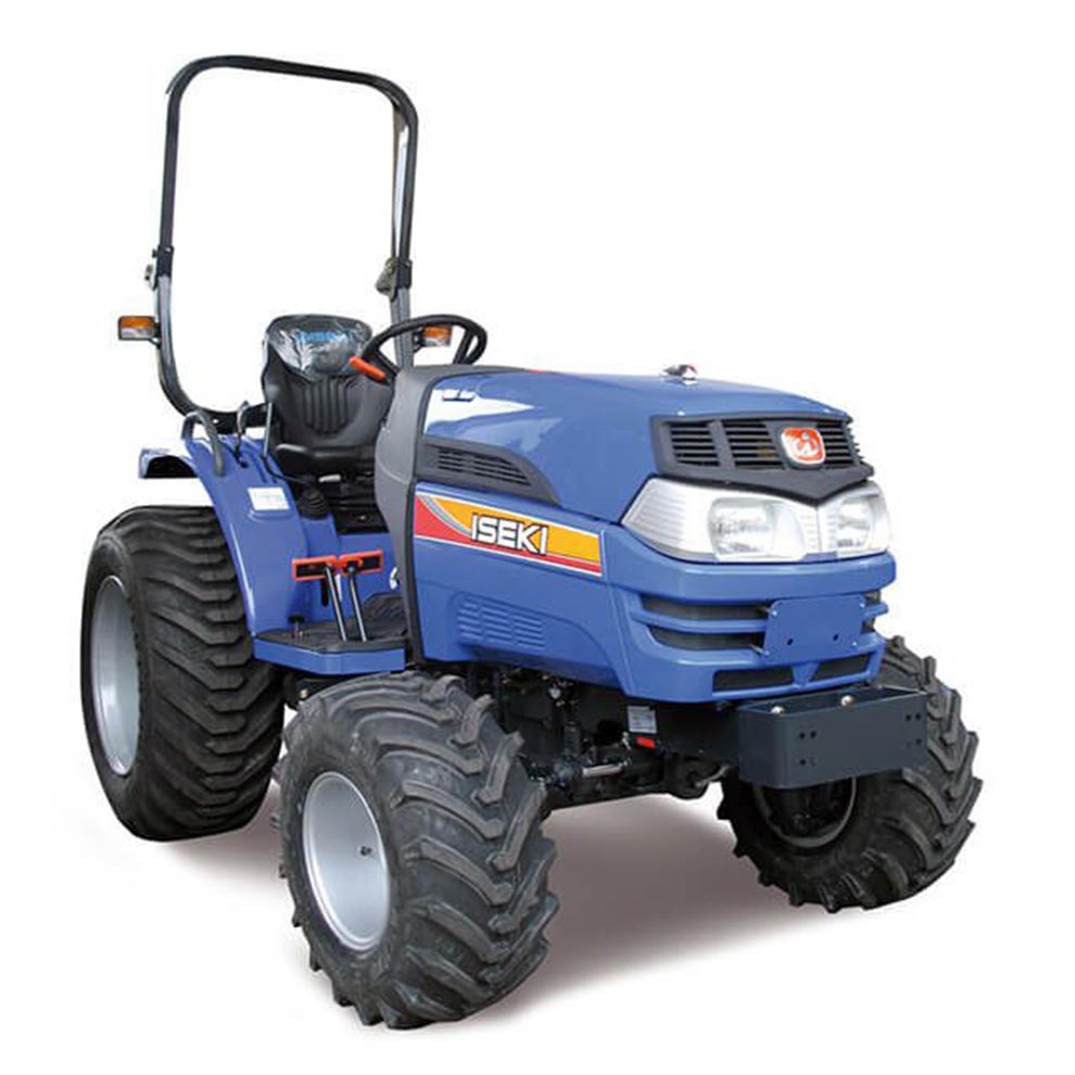 Iseki TH4335 HST Tractor   Special Offer   £12,500 +VAT