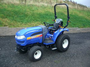 Iseki TH4335 Hydro Static Compact Tractor - £14,250.00 ...