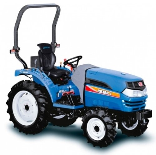 Iseki TH4295 TH4335 TH4365 HST Tractor Operation ...