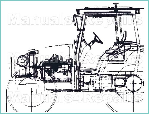 Pay for JI Case VA Series VAC VAH VAO Tractor Parts Catalog Manual ...