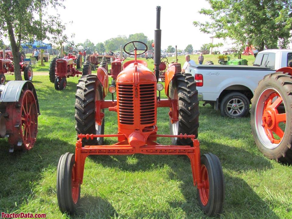 TractorData.com J.I. Case VAH tractor photos information