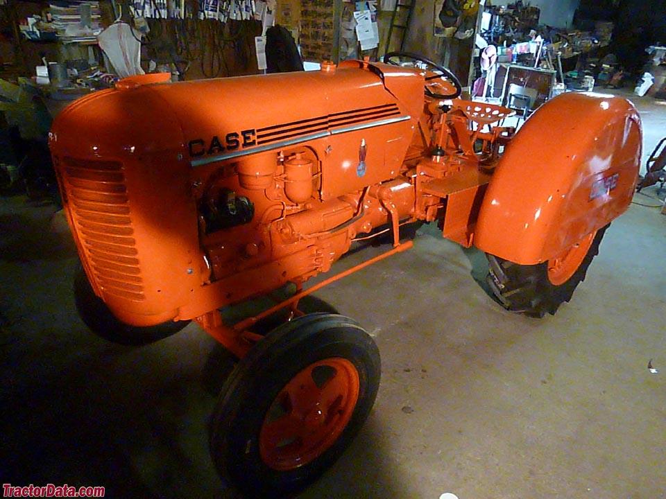 TractorData.com J.I. Case VO tractor photos information