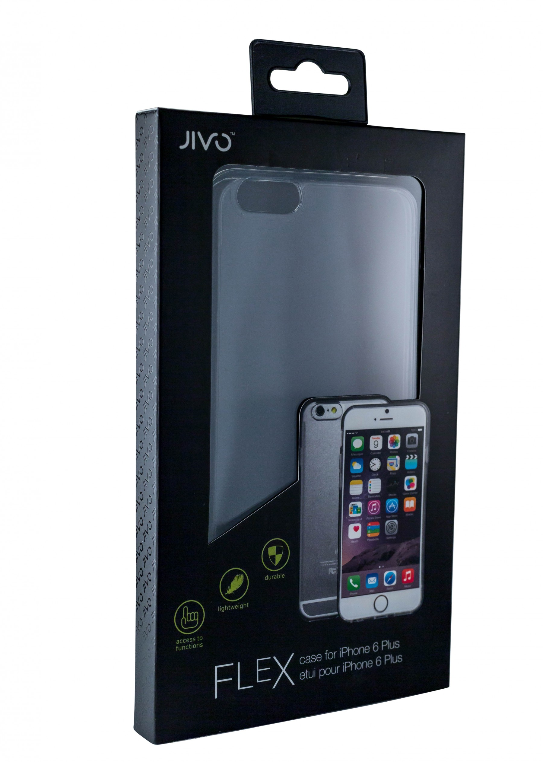 Jivo Flex Case for iPhone 6 Plus/6 Plus S - Products